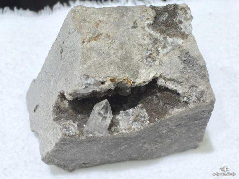 ハーキマークォーツの原石